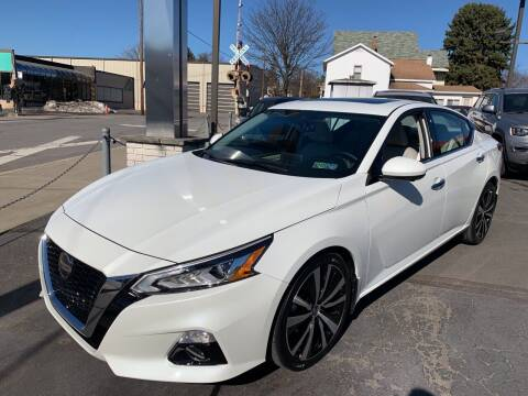 2020 Nissan Altima for sale at Red Top Auto Sales in Scranton PA