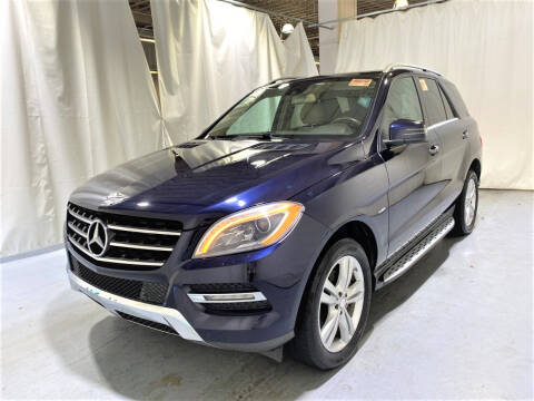 2012 Mercedes-Benz M-Class for sale at Ultimate Motors in Port Monmouth NJ