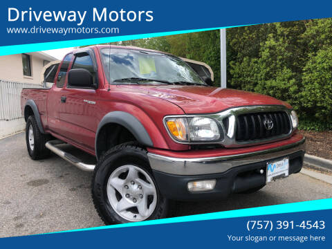 2004 Toyota Tacoma for sale at Driveway Motors in Virginia Beach VA