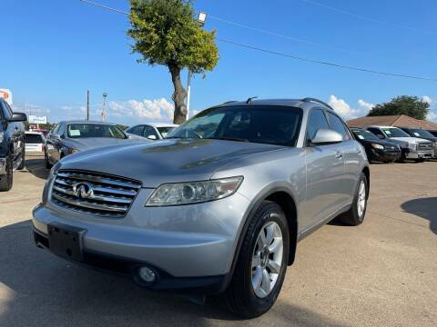 2005 Infiniti FX35 for sale at CityWide Motors in Garland TX