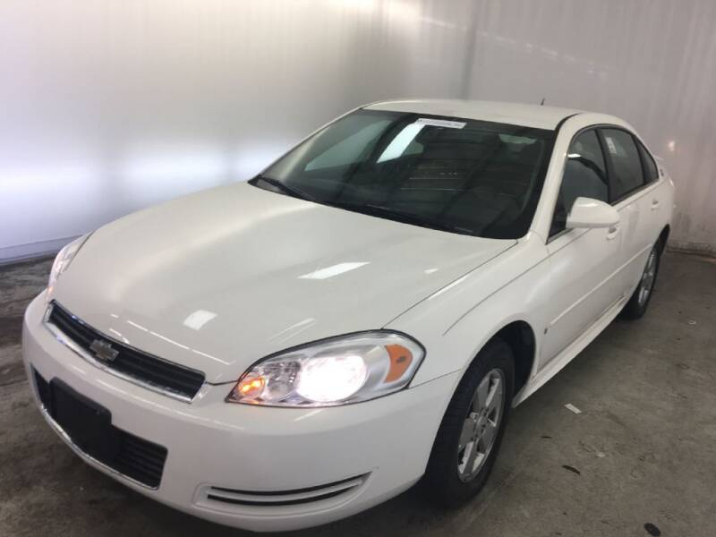 2009 Chevrolet Impala for sale at Doug Dawson Motor Sales in Mount Sterling KY