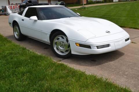 1996 Chevrolet Corvette for sale at GLADSTONE AUTO SALES    GUARANTEED CREDIT APPROVAL in Gladstone MO