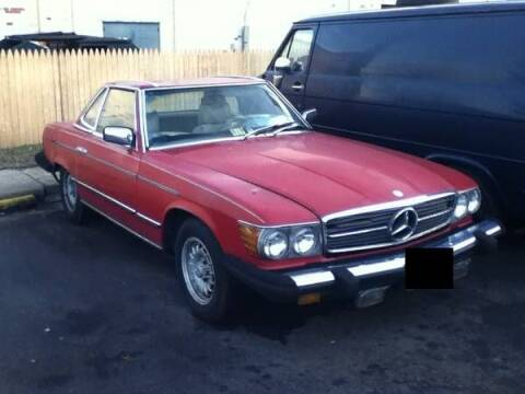 1976 Mercedes-Benz 450-Class for sale at Haggle Me Classics in Hobart IN