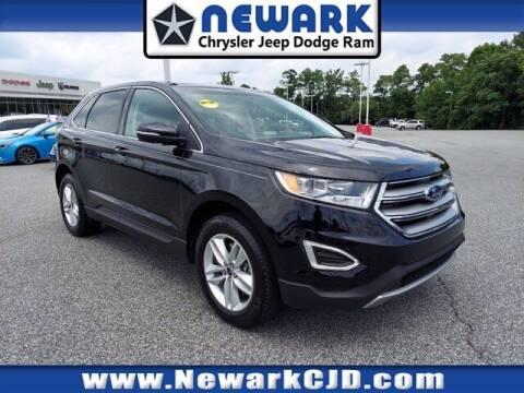 2018 Ford Edge for sale at NEWARK CHRYSLER JEEP DODGE in Newark DE
