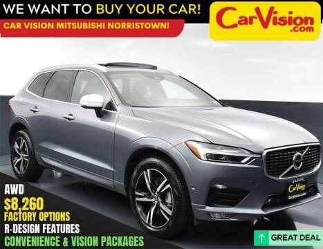 2018 Volvo XC60 for sale at Car Vision Mitsubishi Norristown in Norristown PA