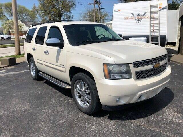 2008 Chevrolet Tahoe for sale at RT Auto Center in Quincy IL