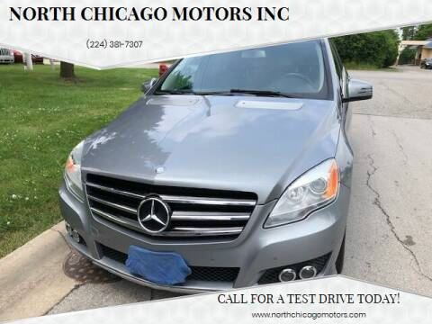 2011 Mercedes-Benz R-Class for sale at NORTH CHICAGO MOTORS INC in North Chicago IL