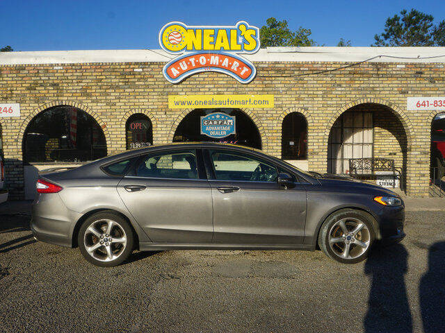 2013 Ford Fusion for sale at Oneal's Automart LLC in Slidell LA