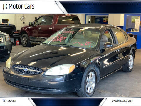 2003 Ford Taurus for sale at JK Motor Cars in Pittsburgh PA