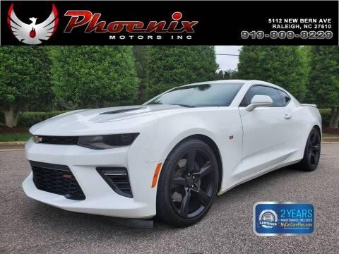 2016 Chevrolet Camaro for sale at Phoenix Motors Inc in Raleigh NC