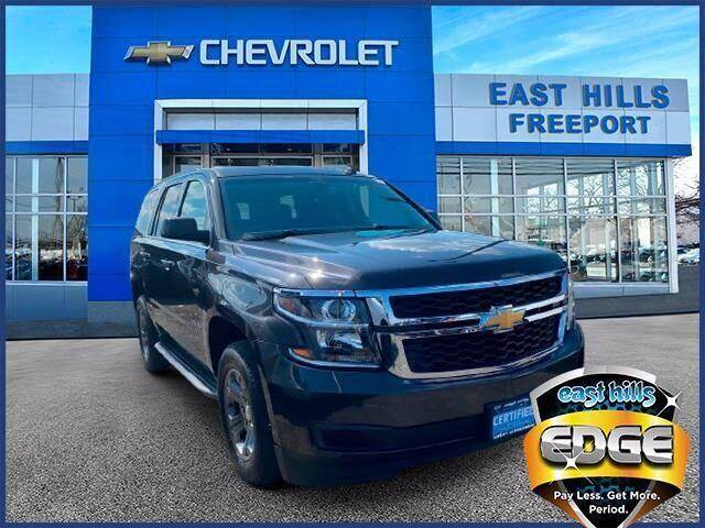 2018 Chevrolet Tahoe for sale in Freeport, NY
