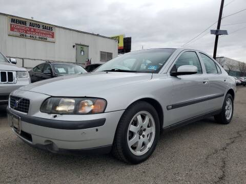 2004 Volvo S60 for sale at MENNE AUTO SALES in Hasbrouck Heights NJ