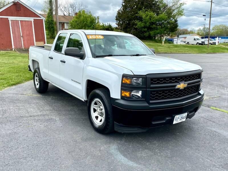 2015 Chevrolet Silverado 1500 for sale at ANZ AUTO CONCEPTS LLC in Fredericksburg VA