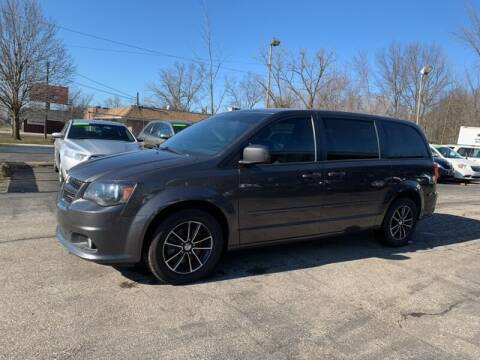 2015 Dodge Grand Caravan for sale at Ohio Auto Connection Inc in Maple Heights OH