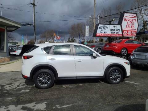 2018 Mazda CX-5 for sale at Imports Auto Sales & Service in San Leandro CA