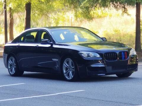 2015 BMW 7 Series for sale at United Auto Gallery in Suwanee GA