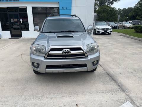 2006 Toyota 4Runner for sale at ETS Autos Inc in Sanford FL