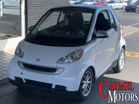 2008 Smart fortwo for sale at Carmel Motors in Indianapolis IN