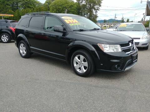 2012 Dodge Journey for sale at Low Auto Sales in Sedro Woolley WA