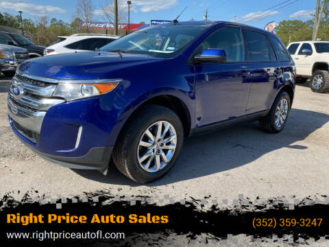 2014 Ford Edge for sale at Right Price Auto Sales in Waldo FL