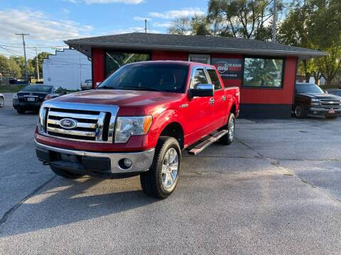 2010 Ford F-150 for sale at Big Red Auto Sales in Papillion NE