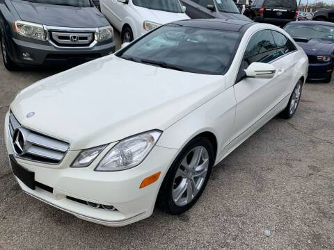 2010 Mercedes-Benz E-Class for sale at Philip Motors Inc in Snellville GA