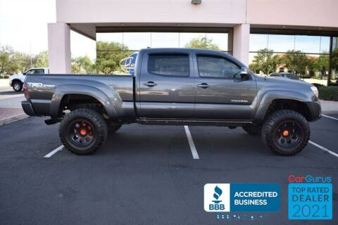 2014 Toyota Tacoma for sale at GOLDIES MOTORS in Phoenix AZ