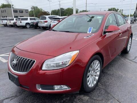 2013 Buick Regal for sale at Cappellino Cadillac in Williamsville NY