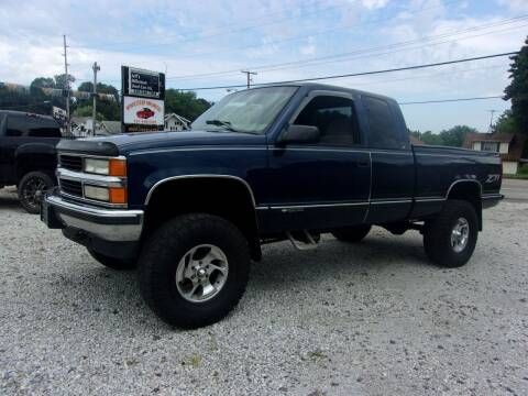 1999 Chevrolet C/K 1500 Series for sale at JEFF MILLENNIUM USED CARS in Canton OH