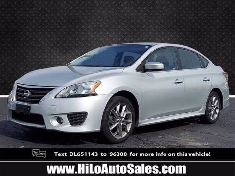 2013 Nissan Sentra for sale at BuyFromAndy.com at Hi Lo Auto Sales in Frederick MD