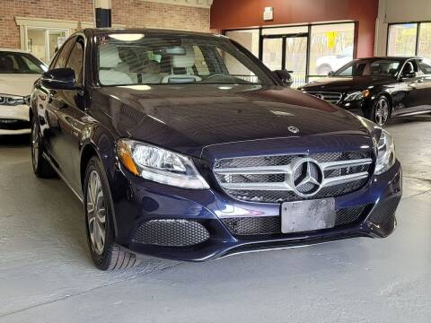 2018 Mercedes-Benz C-Class for sale at AW Auto & Truck Wholesalers  Inc. in Hasbrouck Heights NJ