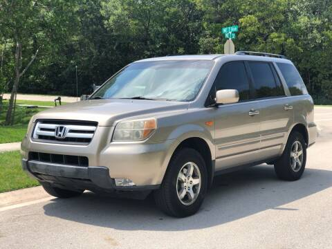 2007 Honda Pilot for sale at L G AUTO SALES in Boynton Beach FL