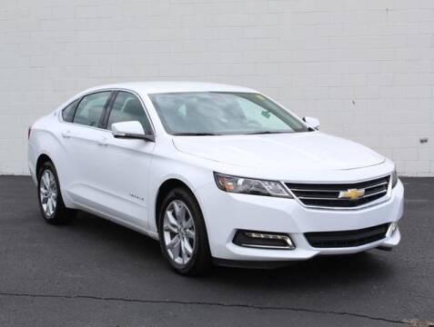 2019 Chevrolet Impala for sale at Ed Koehn Chevrolet in Rockford MI