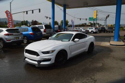 2016 Ford Mustang for sale at Earnest Auto Sales in Roseburg OR