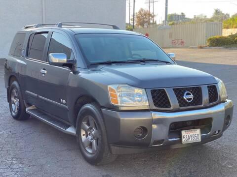 2005 Nissan Armada for sale at Gold Coast Motors in Lemon Grove CA