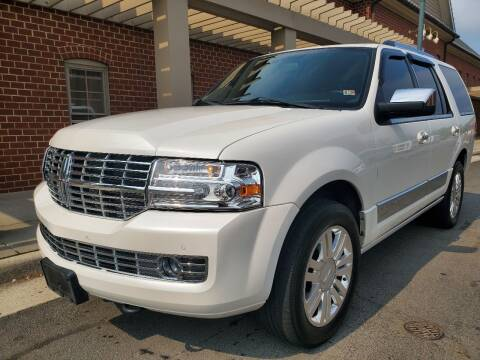 2012 Lincoln Navigator for sale at M & M Auto Brokers in Chantilly VA