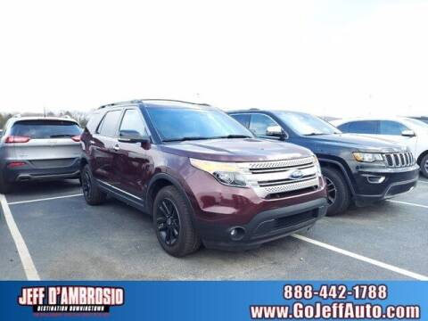 2011 Ford Explorer for sale at Jeff D'Ambrosio Auto Group in Downingtown PA