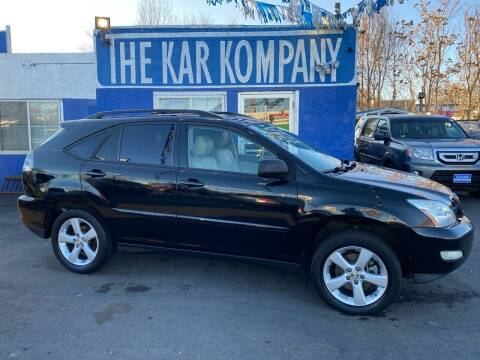2004 Lexus RX 330 for sale at The Kar Kompany Inc. in Denver CO