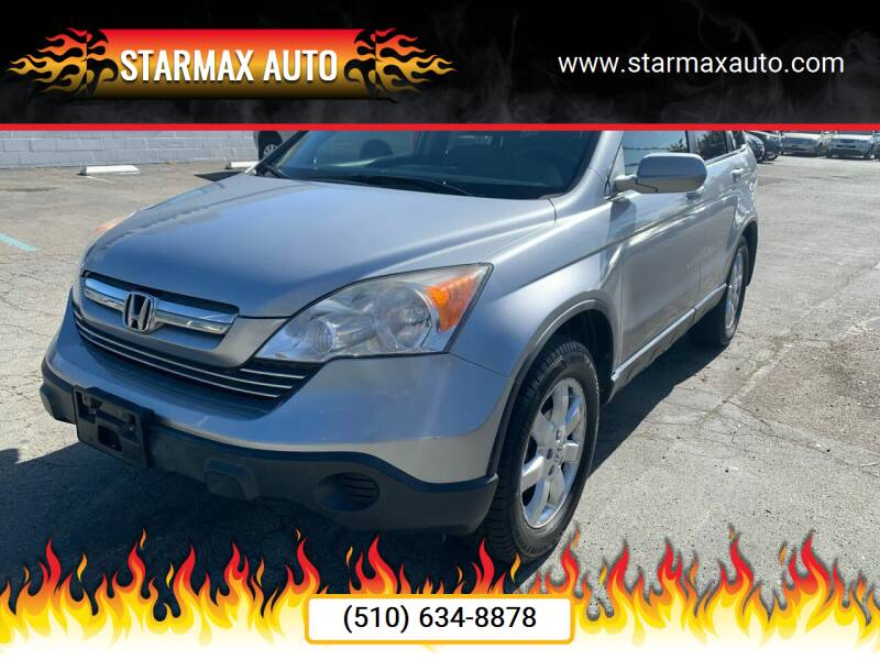2008 Honda CR-V for sale at StarMax Auto in Fremont CA