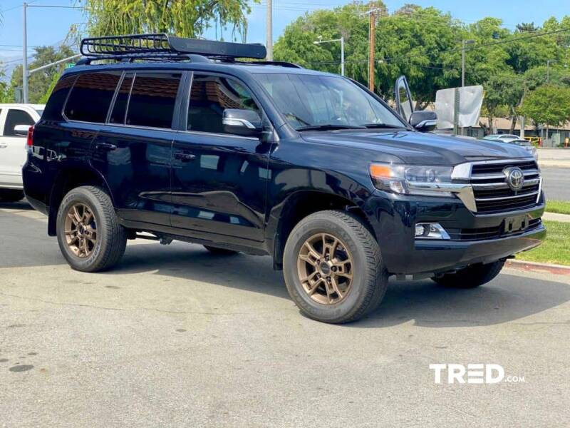2020 Toyota Land Cruiser for sale in Los Angeles, CA