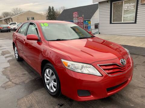 2010 Toyota Camry for sale at OZ BROTHERS AUTO in Webster NY