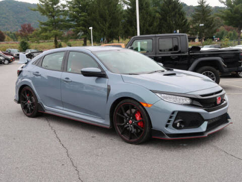 2019 Honda Civic for sale at Ken Wilson Ford in Canton NC