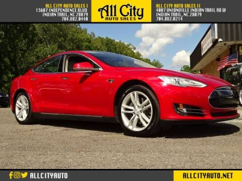 2013 Tesla Model S for sale at All City Auto Sales in Indian Trail NC