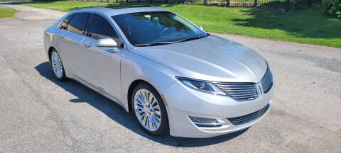 2013 Lincoln MKZ for sale at WEELZ in New Castle DE