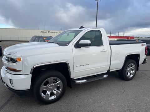 2018 Chevrolet Silverado 1500 for sale at Top Line Auto Sales in Idaho Falls ID