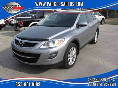 2012 Mazda CX-9 for sale at Parker's Used Cars in Blenheim SC