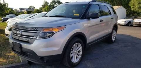 2015 Ford Explorer for sale at Tri City Auto Mart in Lexington KY