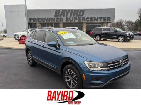 2020 Volkswagen Tiguan for sale at Bayird Truck Center in Paragould AR
