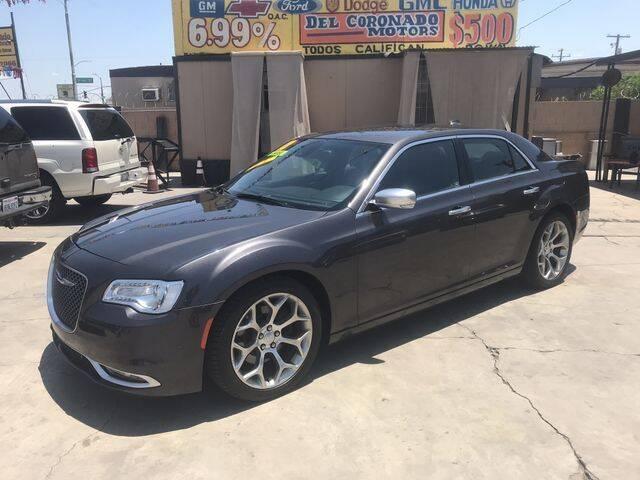 2018 Chrysler 300 for sale at DEL CORONADO MOTORS in Phoenix AZ