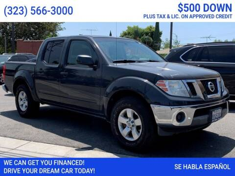 2010 Nissan Frontier for sale at Best Car Sales in South Gate CA